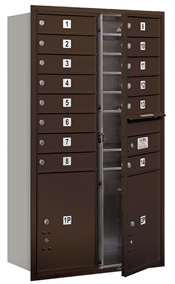 Discount Multi-Door High Horizontal Mailboxes For Sale - Made 100% In USA