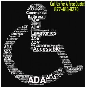 ADA Accessible Restroom Lavatories For Sale