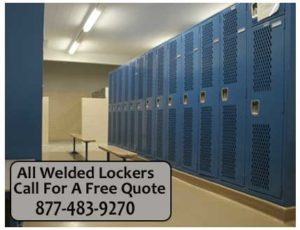 All-Welded-Lockers
