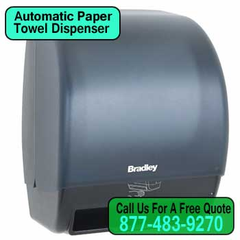 Automatic-Paper-Towel-Hand-Dispenser