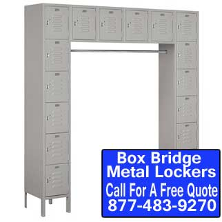 Box-Bridge-Metal-Lockers