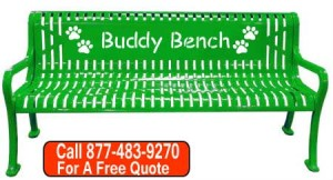 Discount Outdoor Buddy Benches For Sale Direct From The Manufacturer