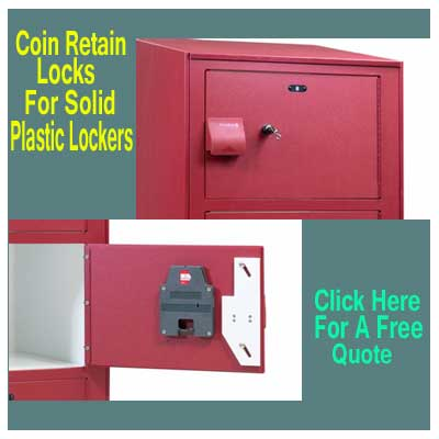 Coin-Retained-Locks-For-Solid-Plastic-Lockers