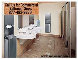 Quality Commercial Bathroom Sinks For Sale