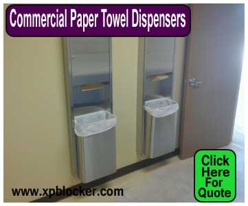 Commercial-Paper-Towel-Dispensers