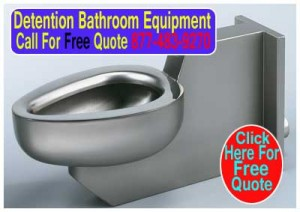 Prison Detention Toilet Fixtures For Sale Direct From The Manufacturere