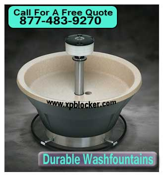 DIY Discount Commercial Grade Durable Wash Fountains For Sale Direct From The Manufacturer Prices Saves You Money Today!