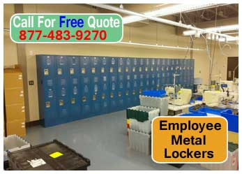 Employee-Metal-Lockers