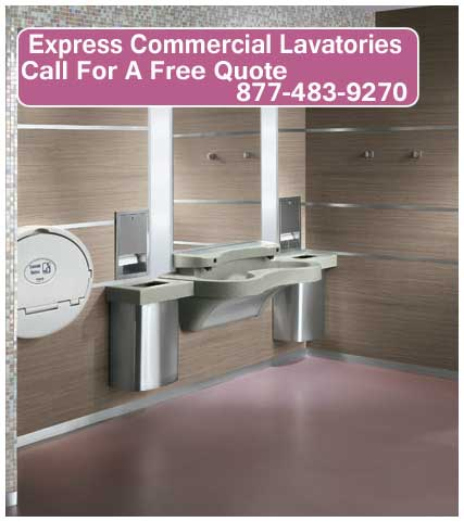 Express-Commercial-Lavatories