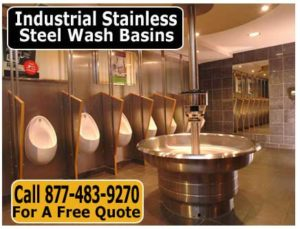 Industrial-Stainless-Steel-Wash-Basins