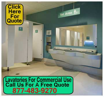 Lavatories-For-Commercial-Use