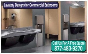 DIY Lavatory Designs For Commercial Bathrooms For Sale Factory Direct