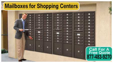Mailboxes-For-Shopping-Centers
