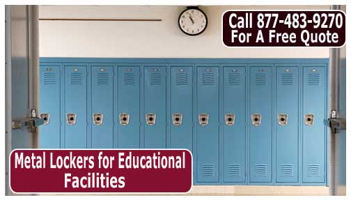 Quality Metal Lockers For Educational & Sports Facilities For Sale Direct From The Manufacturer Save You Money!