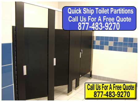 Toilet Partitions El Paso Tx solid plastic quick ship partitions |