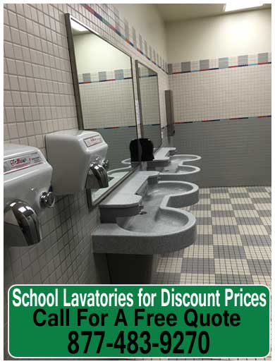 School-Lavatories