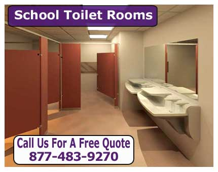 Discount School Toilet Room Partitions & Accessories For Sale - Manufacturer Direct Pricing