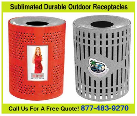 Sublimated-Durable-Outdoor-Receptacles