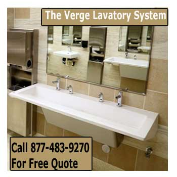 Commercial Restroom Lavatories For Sale - Wholesale Direct From Manufacturer Discount Prices