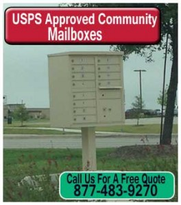 Discount DIY USPS Approved Community Mailboxes On Sale Now Direct From The Manufacturer Cut Out The Middle Man
