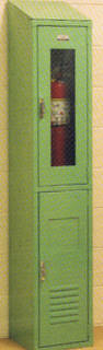 Fire Extinguisher Lockers