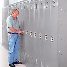 Metal School  Lockers
