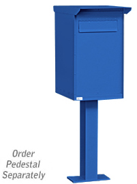 Pedestal Drop Boxes