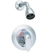 Shower Head and Pressure Balance Control Valve