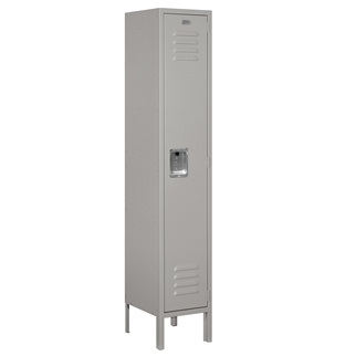 Standard Metal Lockers-Metal Lockers- 1 Tier