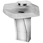 Terrazzo-Corner-Fount-Wash-Fountain