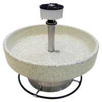 """Terreon® Extra Height 9""""D Bowl 54"""" Wash Fountain"""