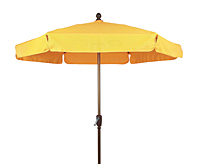 Garden Valance Wind Resistant Umbrellas