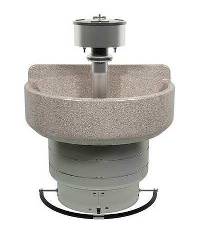 Foot Control Wash Fountains