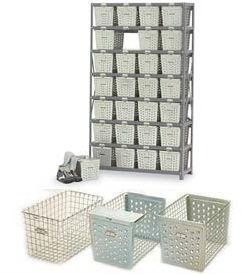 Basket-Wire-Storage