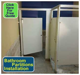Bathroom-Partitions-Installation