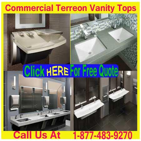 Commercial-Terreon-Vanity-Tops