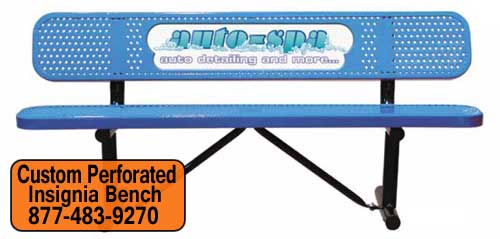 Custom-Perforated-Insignia-Bench