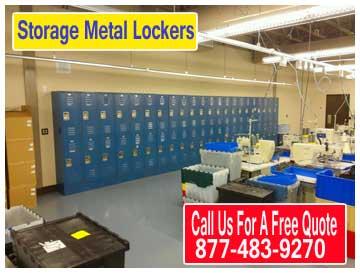 Metal-Storage-Lockers