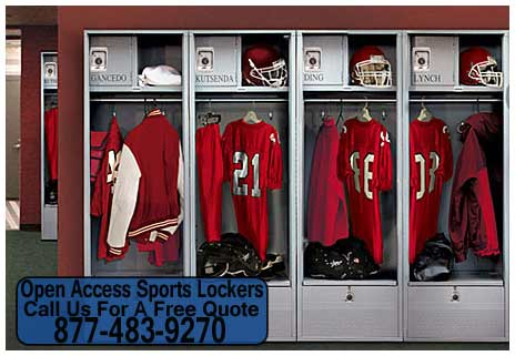 Open-Access-Sports-Lockers
