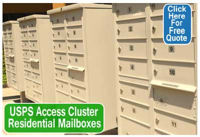 USPS-Access-Cluster-Residential-Mailboxes