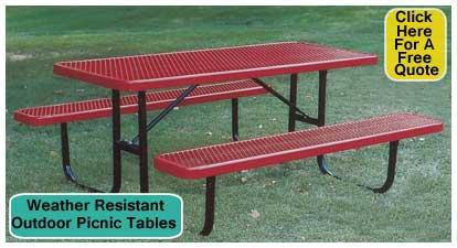 Weather-Resistant-Outdoor-Picnic-Tables