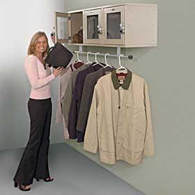 Employee Modular Lockers