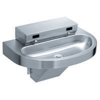 Stainless-Steel-Barrier-Free-Lavatory