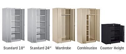 Storage Metal Cabinets