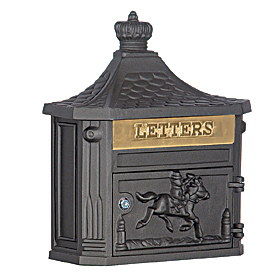 Victorian-Surface-Mount-Mailbox