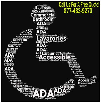 ADA Accessible Lavatories For Sale