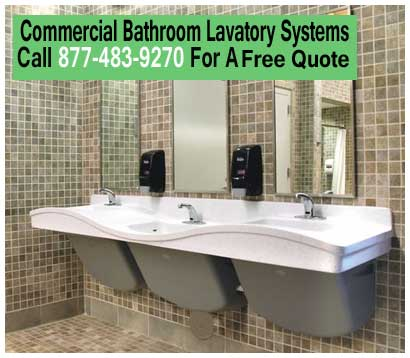 Do It Yourself Commercial Bathroom Lavatory Systems For Sale Direct From The Factory Prices Save You Money!