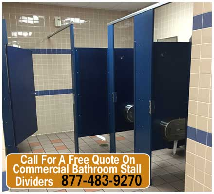 Commercial Bathroom Stall Dividers Quick Ship Direct From