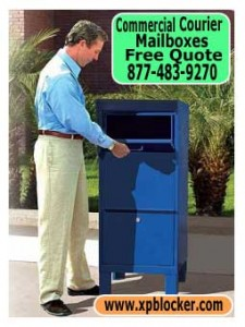 Commercial Courier Mailboxes For Sale Direct From The Factory Low Prices