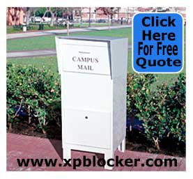 Wholesale Commercial Large Courier Mailboxes For Sale Direct From The Manufacturer Saves You Money